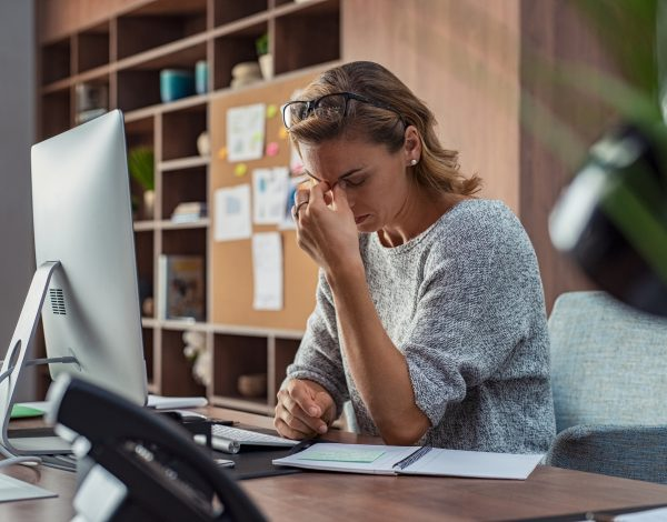 OVO SU NAJBOLJI POKAZATELJI da vas napada stres