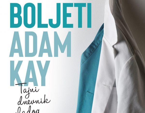 OVO ĆE BOLJETI – Tajni dnevnik mlađeg liječnika