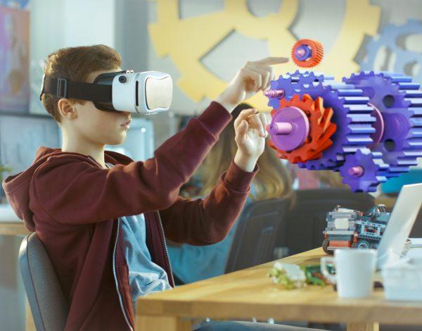 """Otkrijte kako """"umjetna stvarnost"""" može pomoći djeci s autizmom"""