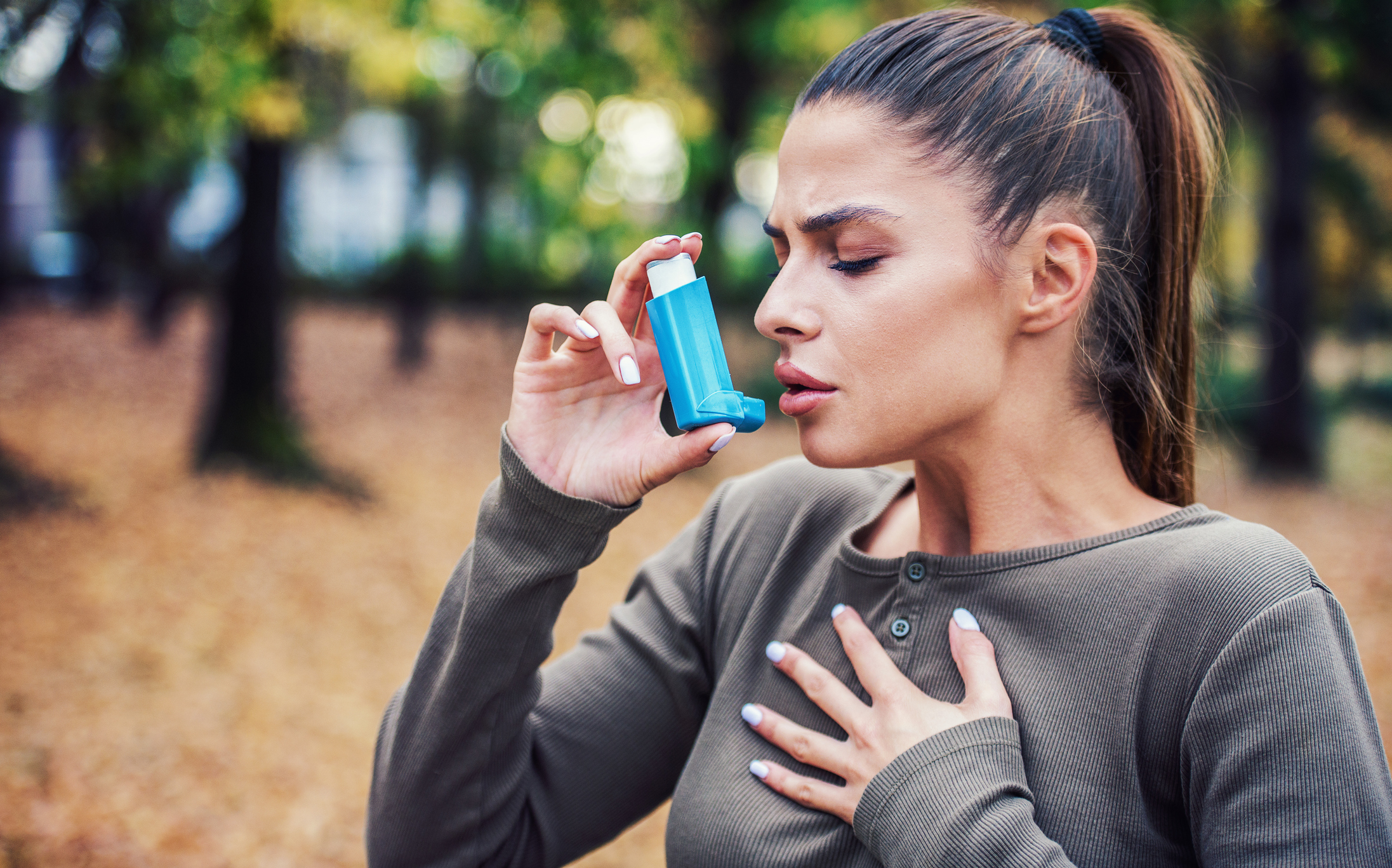gubitak kilograma zbog astme