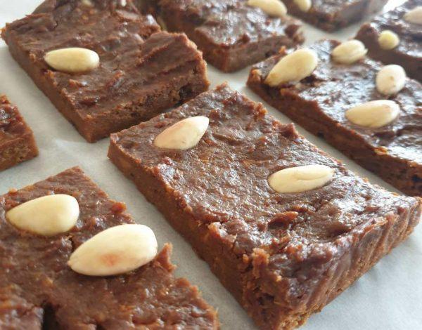 Plant-based Full of Taste: Veganski brownie od batata