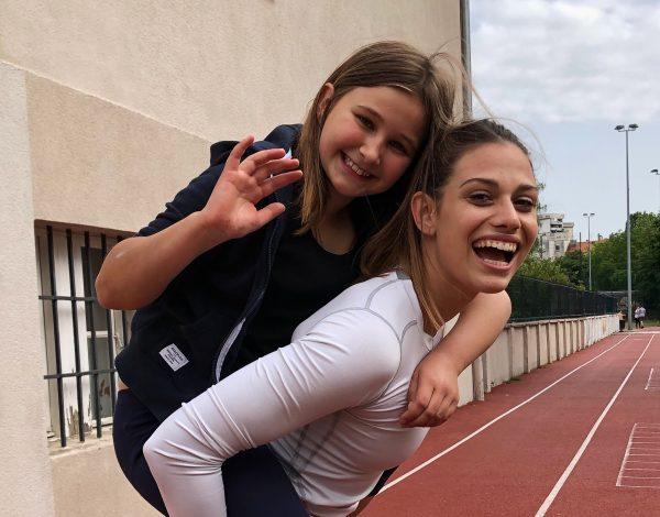 Vježbajte s Lj&Z i Antonelom Golobić: Trening s djecom