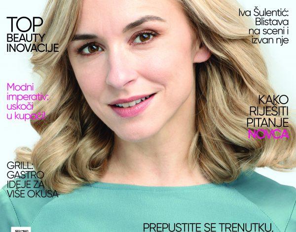 Stigao je novi broj Ljepote&zdravlja! Saznajte što vas čeka na srpanjskim stranicama