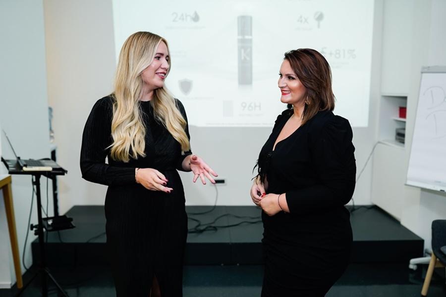 Ivana Mijatović i Ana Androšević