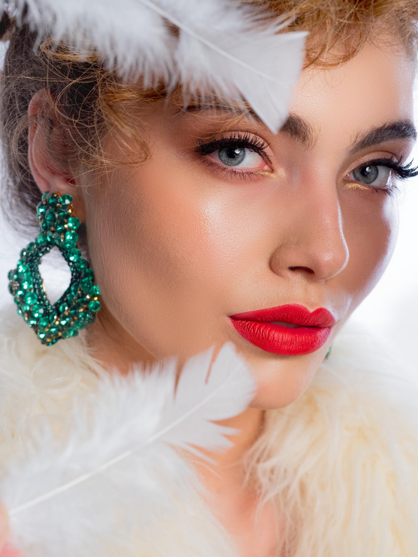Avon beauty editorijal