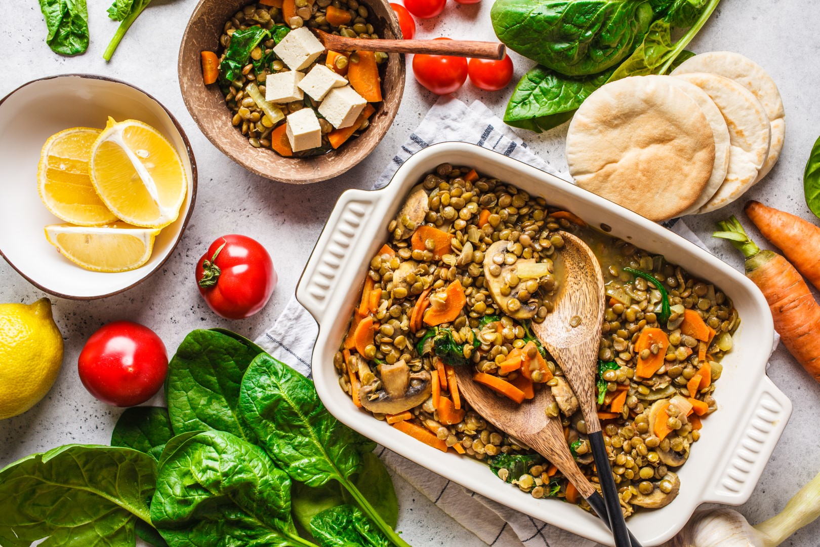 koristi vegetarijanske prehrane