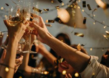 učinite doček nove godine zabavnim