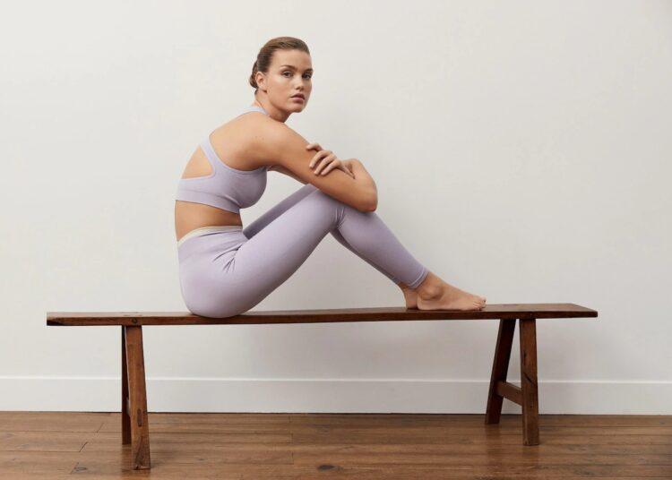 tajice za fitness, i jogu