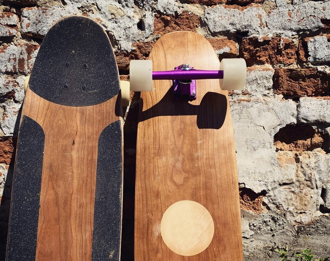 longboard crushboards