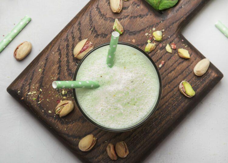mlijeko od pistacija