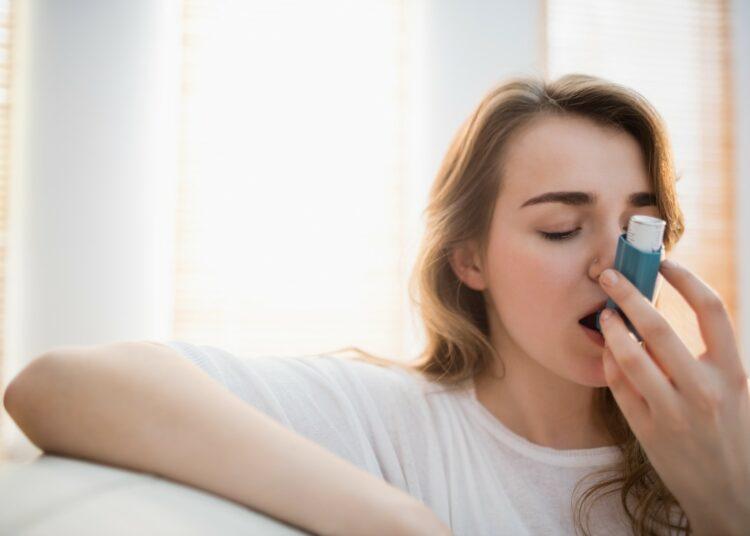 astmatični napad