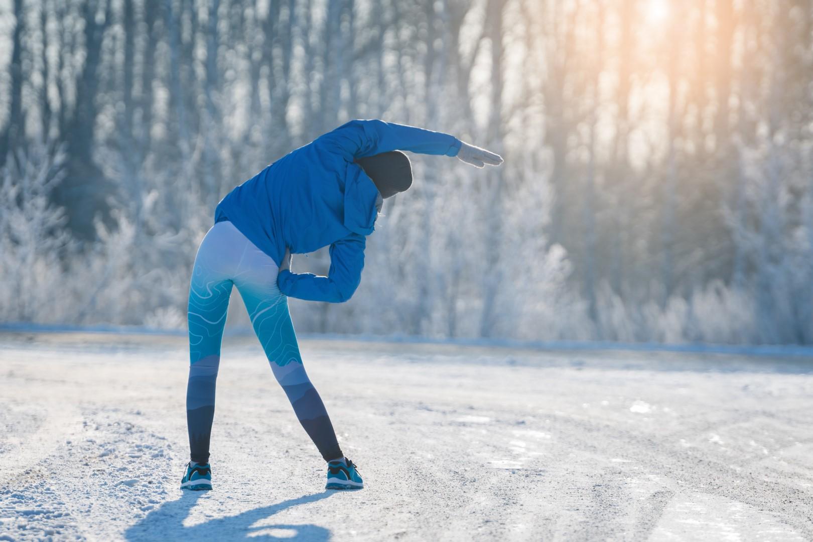 Vježbanje po hladnom vremenu
