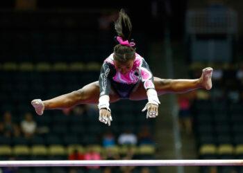 gimnastičarka