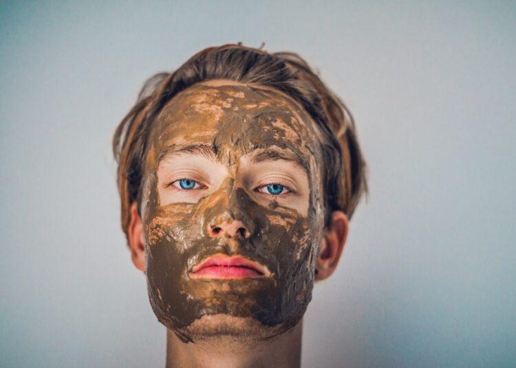 maska od gline