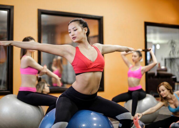 vježbanje, menstruacija, pilates, joga