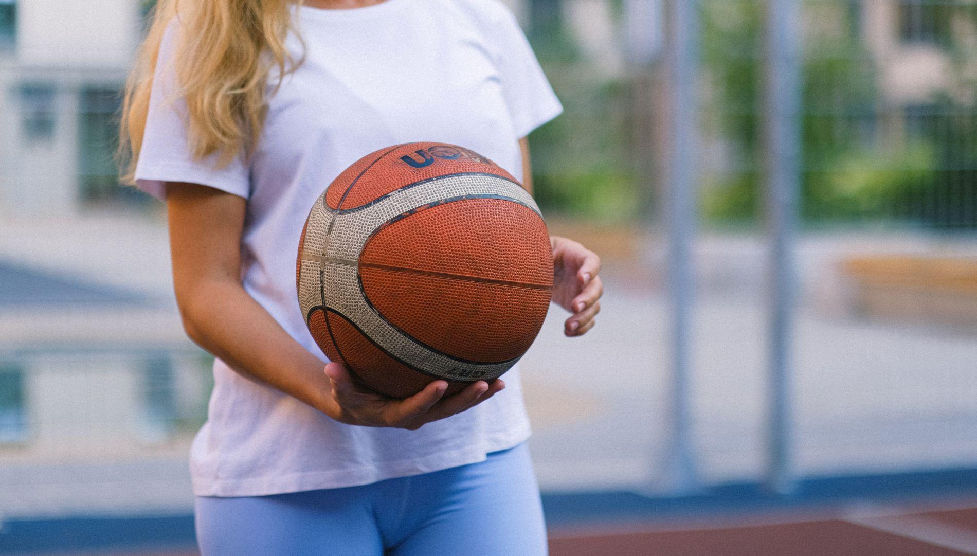 vježbanje, lopta
