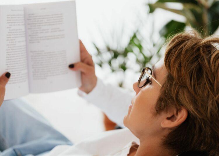 knjiga, čitanje