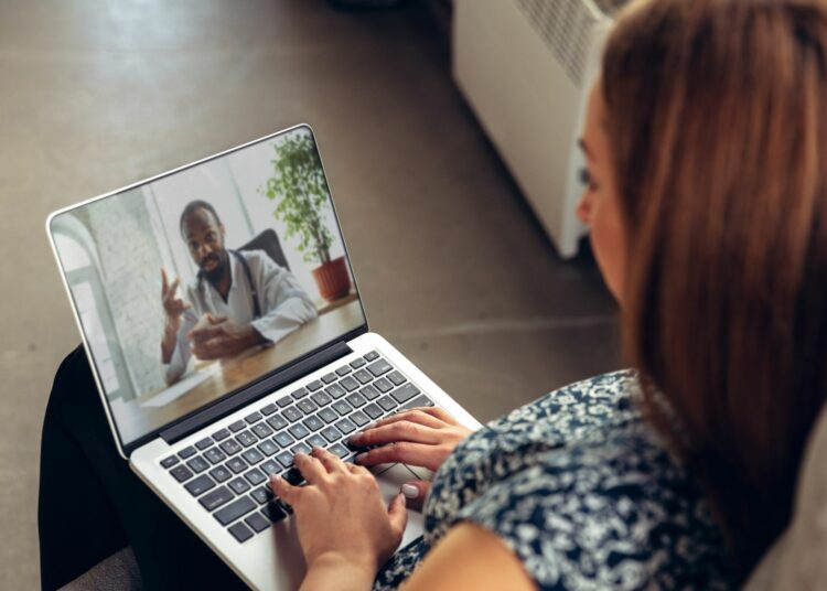 online, terapija