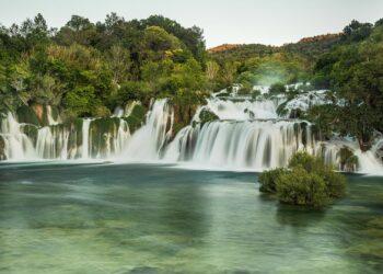 nacionalni park, krka
