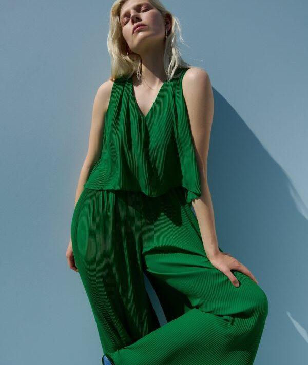 zeleni kombinezon, kombinezon zelene boje, reserved
