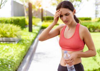 vježbanje po vrućinama, vježbanje po ljeti