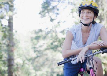 bicikliranje, vožnja bicikla, dobrobiti bicikliranja, mišići