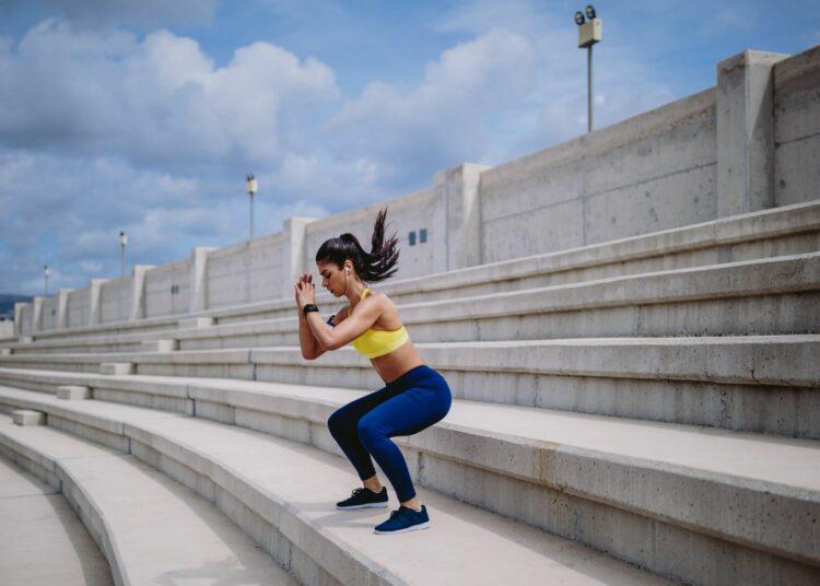 vježbe, vježbe za mršavljenje, vježbe za tijelo iz snova