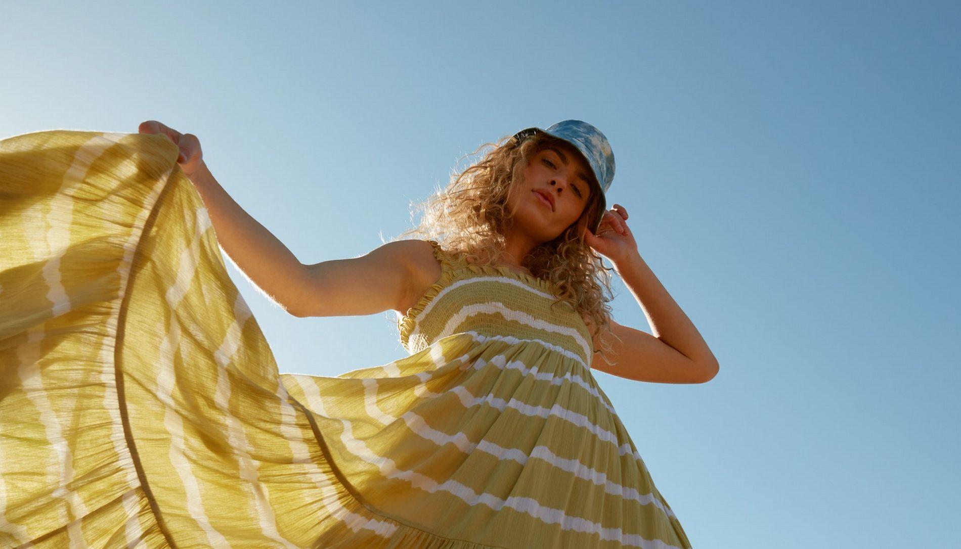 maxi haljina, duga haljina, haljina za ljeto, ljetna haljina