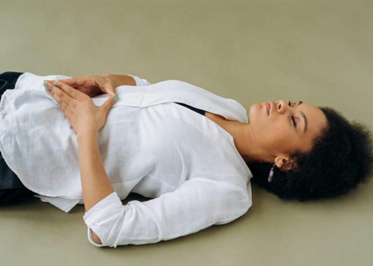 vježbe za disanje, tjeskoba, stres