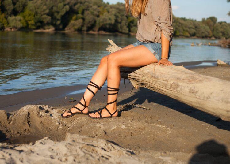legaraches, sandale
