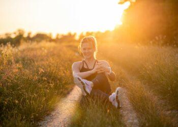 kako vježbati ljeti