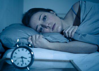 tjeskoba, noćni strahovi