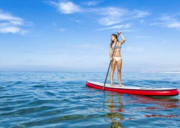 sup, stand up paddling, ljetni sport