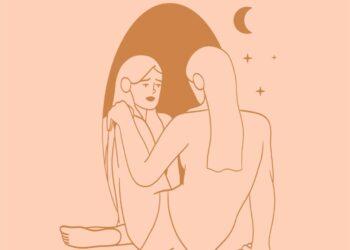 Beauty rituali na mladi Mjesec