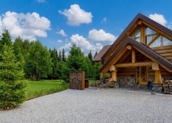 kraljica šume, divjake log home, kuća za odmor, gorski kotar