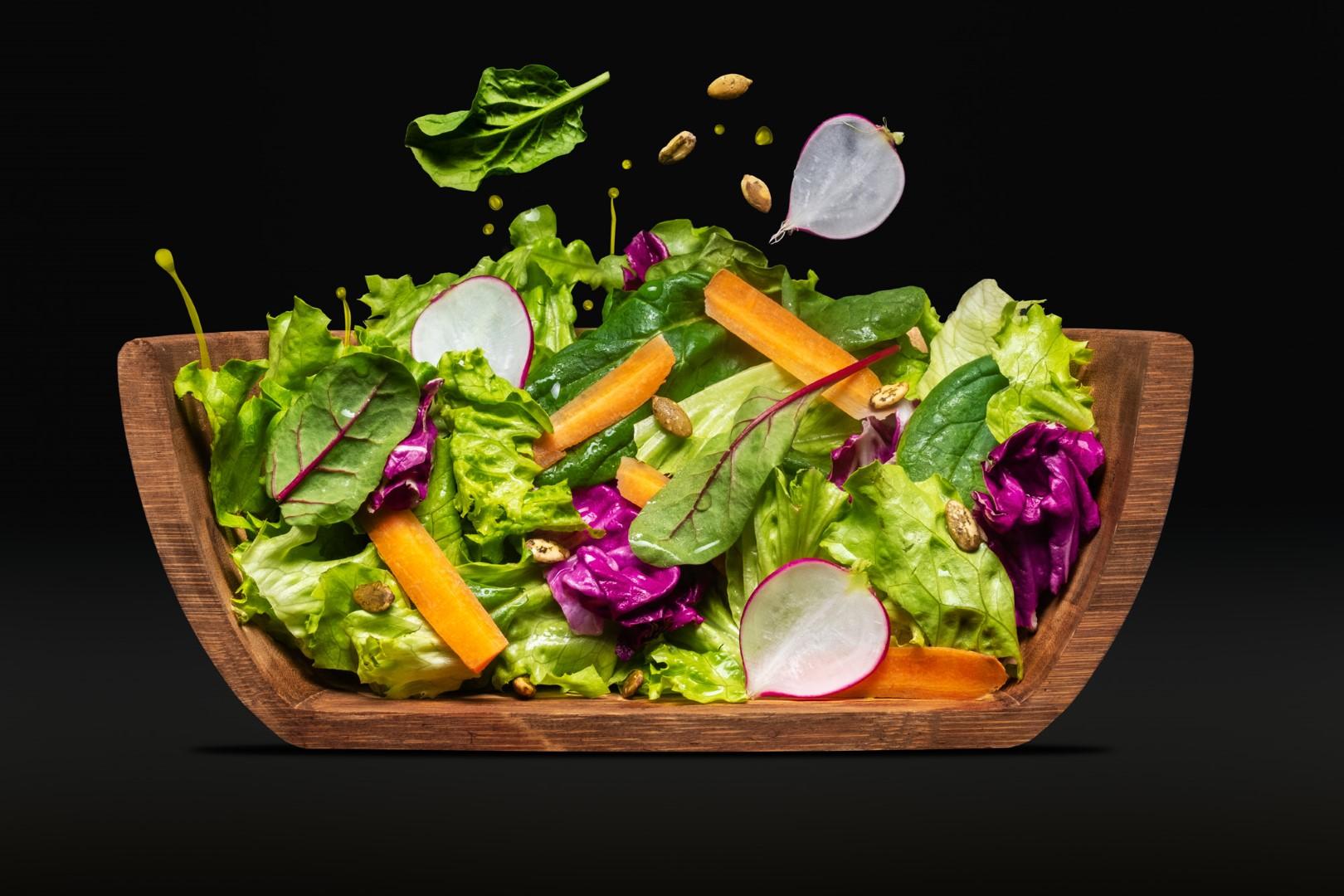 Plant-based prehrana