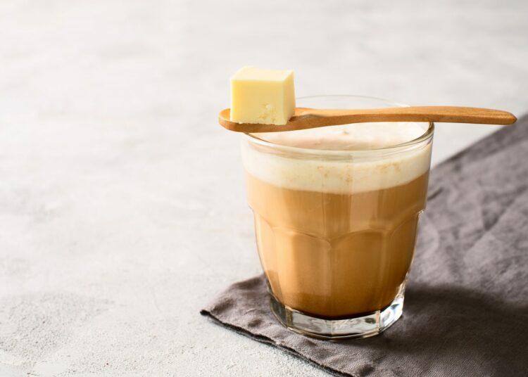 Keto kava s maslacem