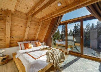 forest home, kuća za odmor, gorski kotar, planinska kuća