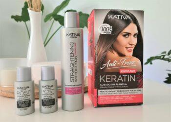 Kativa keratinski tretman za ravnanje kose recenzija