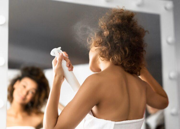 šampon za suho pranje