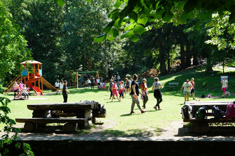 park šuma jankovac, park prirode papuk