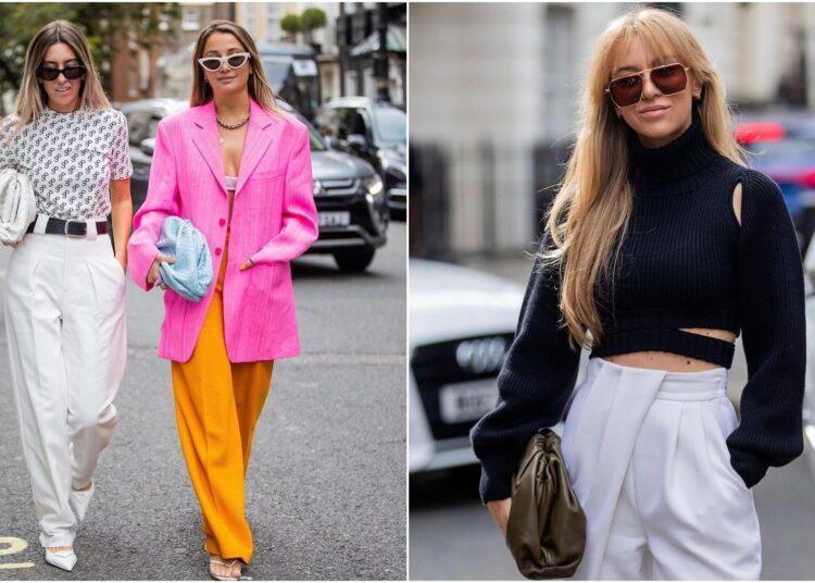 london fashion week, tjedan mode london, street style