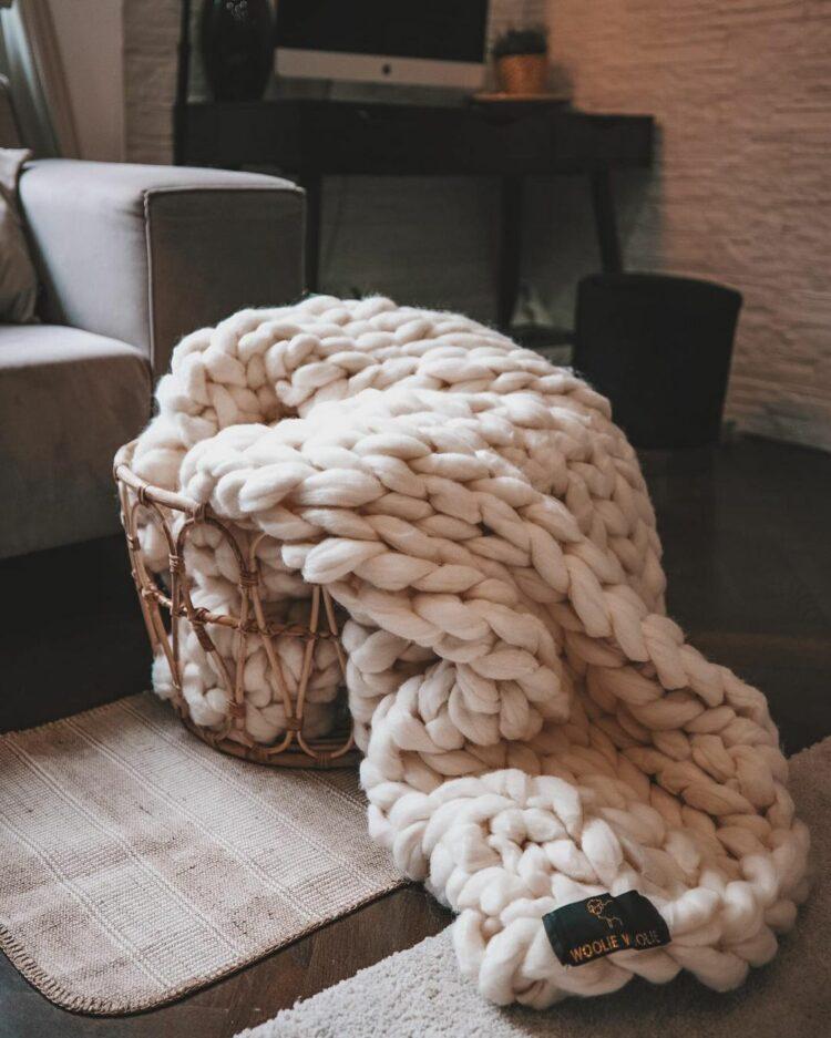 tople velike deke, merino vuna, oversized deke