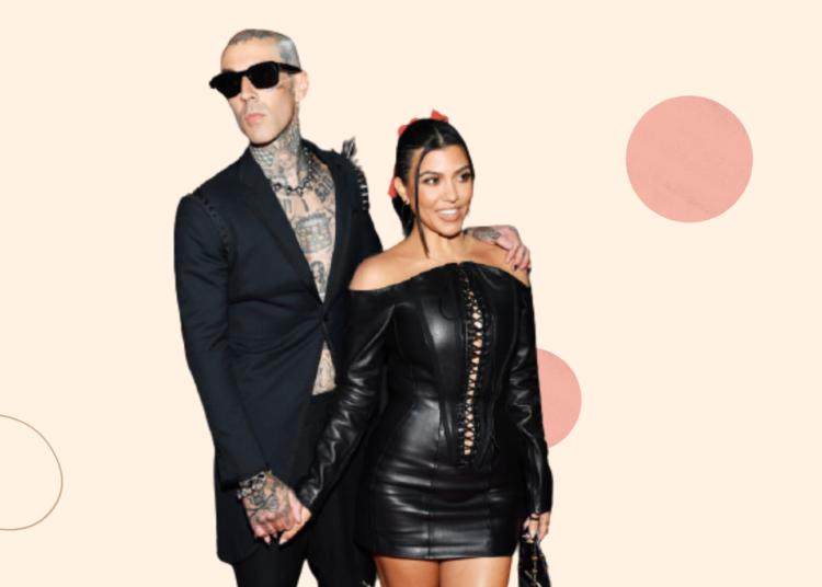Travis Barker i Kourtney Kardashian