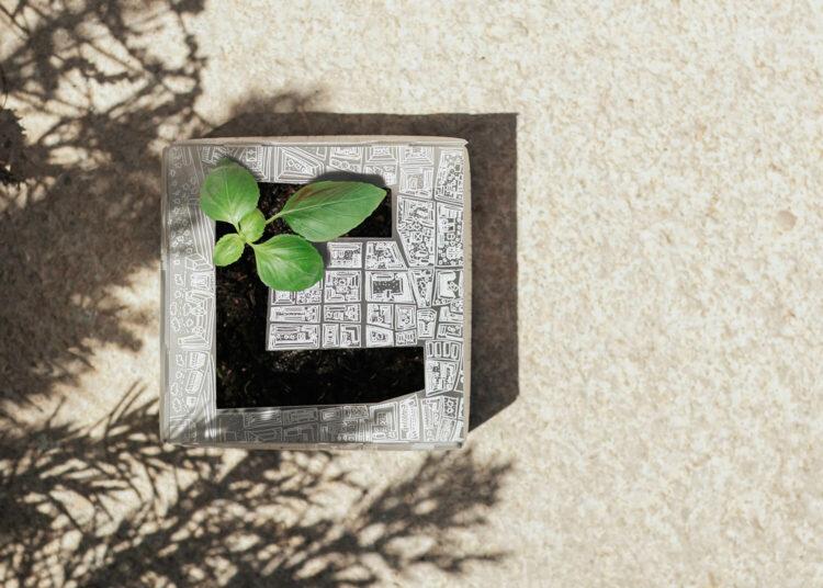 posuda za začinsko bilje
